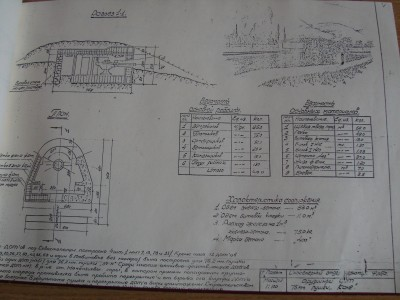 45-мм казематный дот