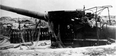 Советские укрепления Севастополя, построенные в первые годы советской власти