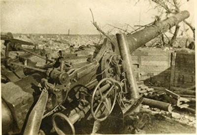 Батареи, построенные в ходе обороны Севастополя