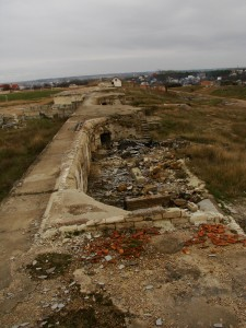 Батареи Северной стороны Главного Приморского  фронта крепости Севастополь 1890-1903 г.г.